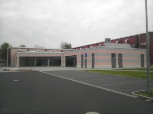 Langenselbold Großsporthalle Käthe-Kollwitz-Schule