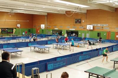 Gießen-Wieseck Großsporthalle
